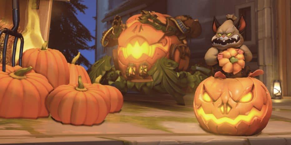 halloween stream overwatch