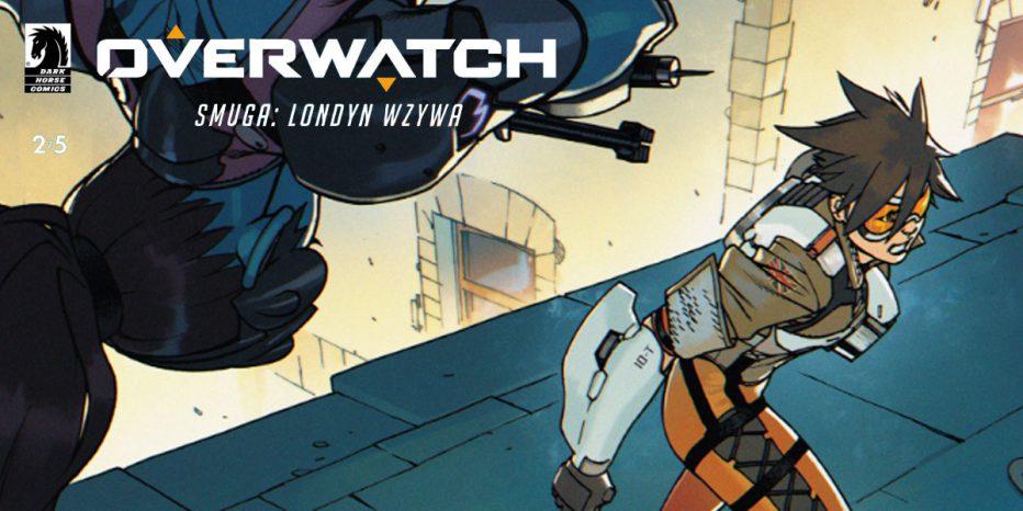 komiks overwatch londyn wzywa