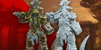 najdroższa statuetka Thralla z World of Warcraft