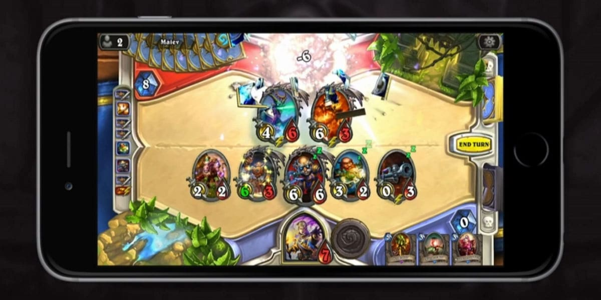 patch ios hearthstone