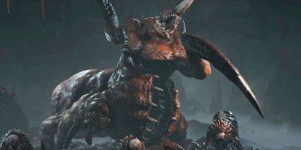 Duriel w Diablo 4