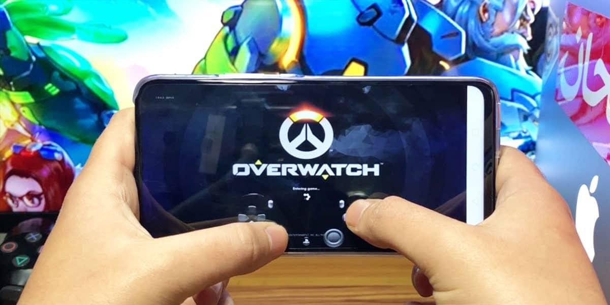 overwatch mobile w produkcji
