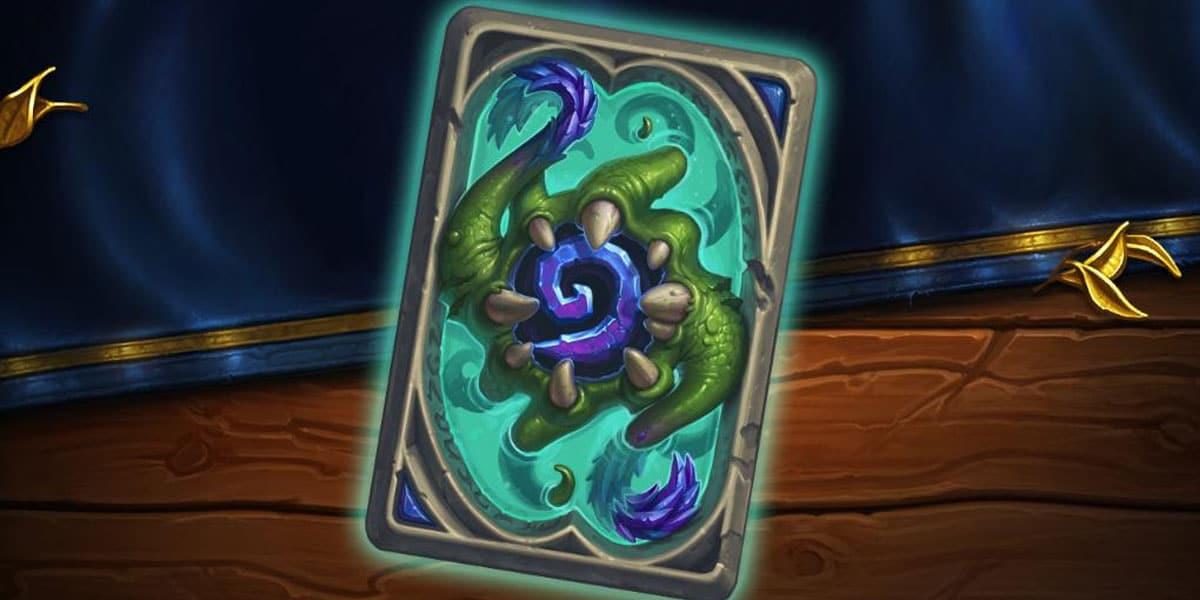 rewers kart sidła Yogg-Sarona w Hearthstone