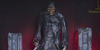 polski fan stworzył statuetkę mrocznego wędrowcy z diablo 2