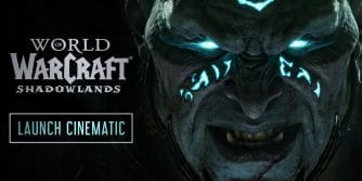 world of warcraft shadowlands cinematic