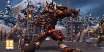 wyżer - nowy bohater heroes of the storm