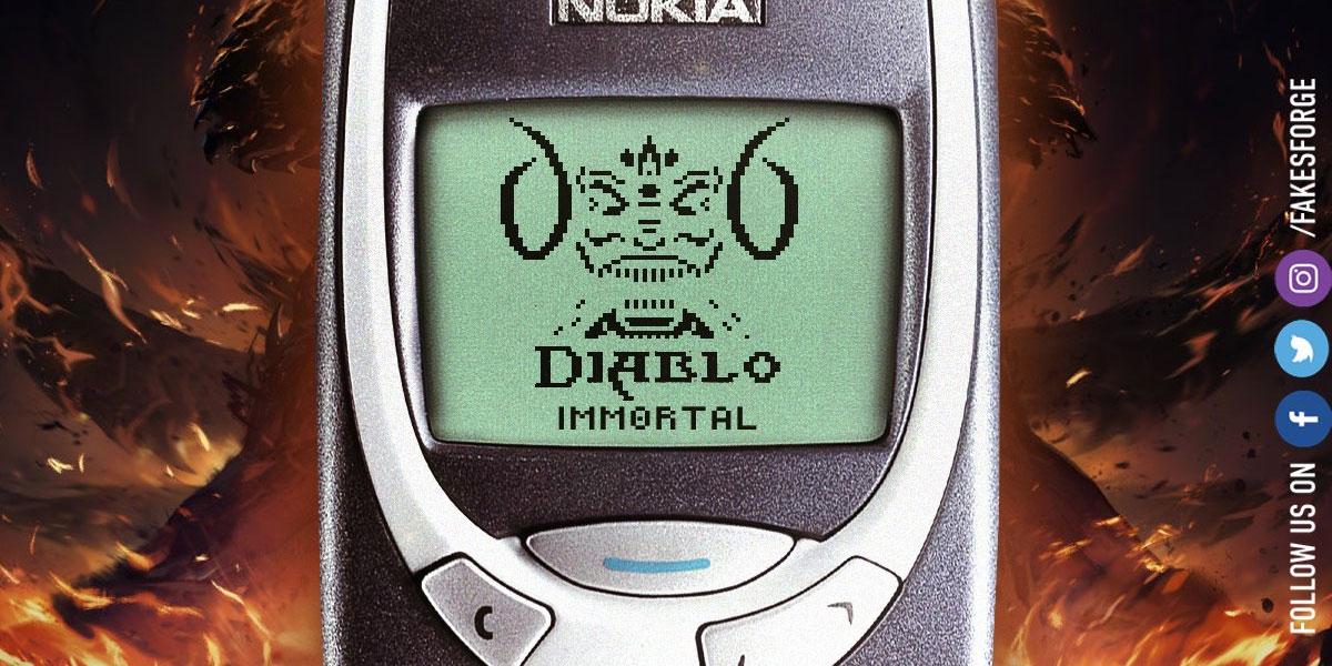wysokie wymagania sprzętowe beta testów Diablo Immortal