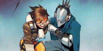 komiks overwatch londyn wzywa zeszyt 4