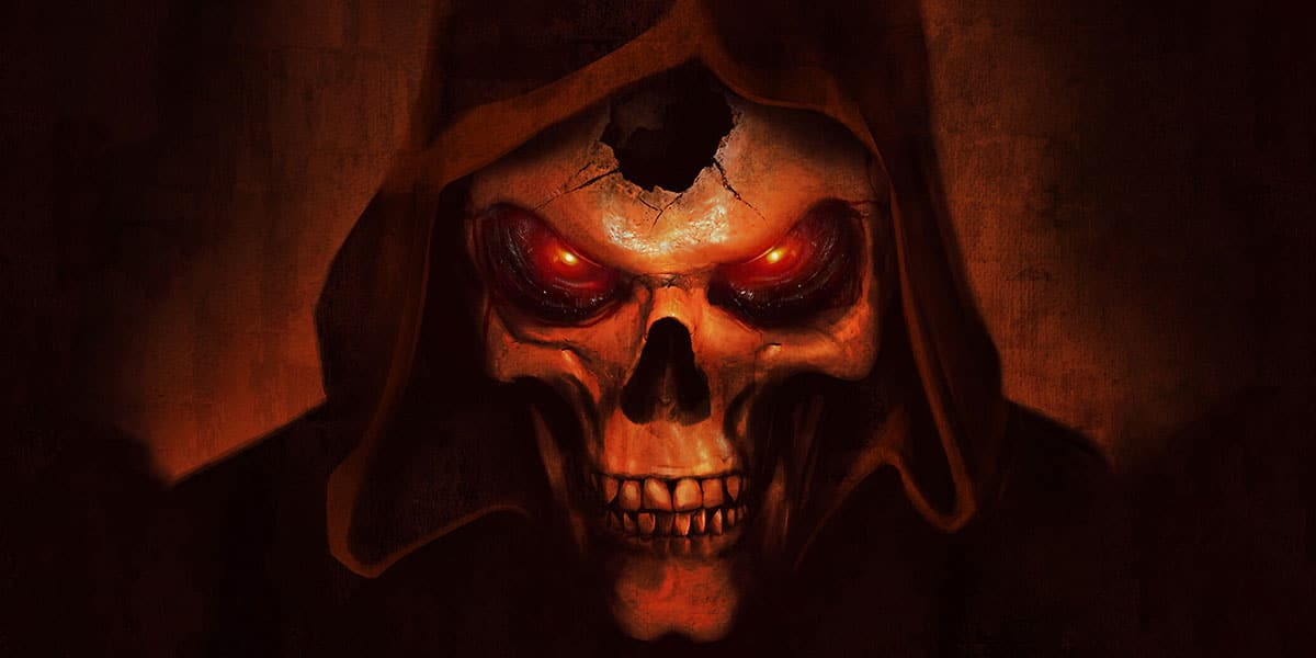 Diablo 2 Resurrected na BlizzCon 2021 - przeciek