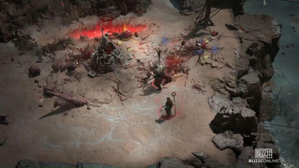 Walka o Odłamki Nienawiści w Diablo 4
