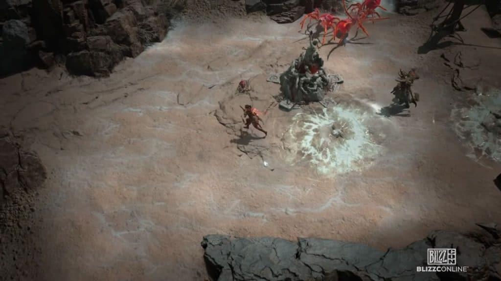 Walka na Polach Nienawiści w Diablo 4