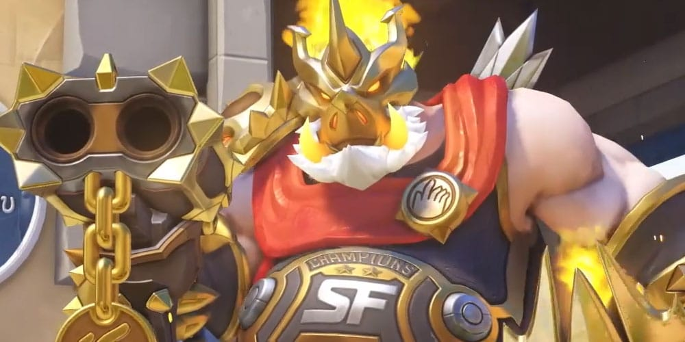 nowy skin roadhog overwatch league