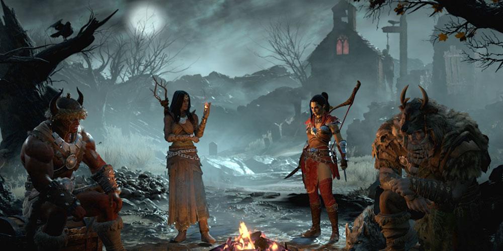 Szczegóły trybu pvp w Diablo 4