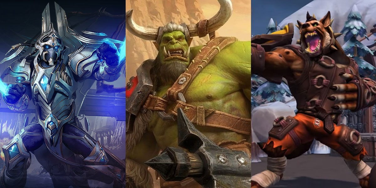 nowy producent starcraft 2 heroes of the storm i warcraft iii reforged