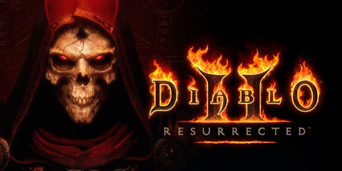 beta testy Diablo 2 Resurrected w dwóch fazach