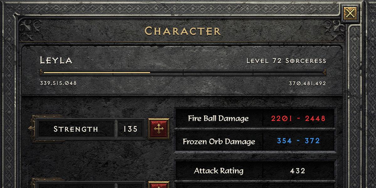 Awansowanie postaci bez ograniczeń alfa testy Diablo 2 Resurrected