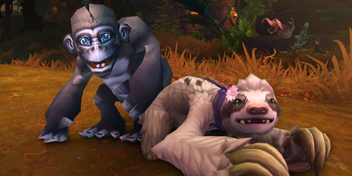 darmowe zwierzaki w World of Warcraft