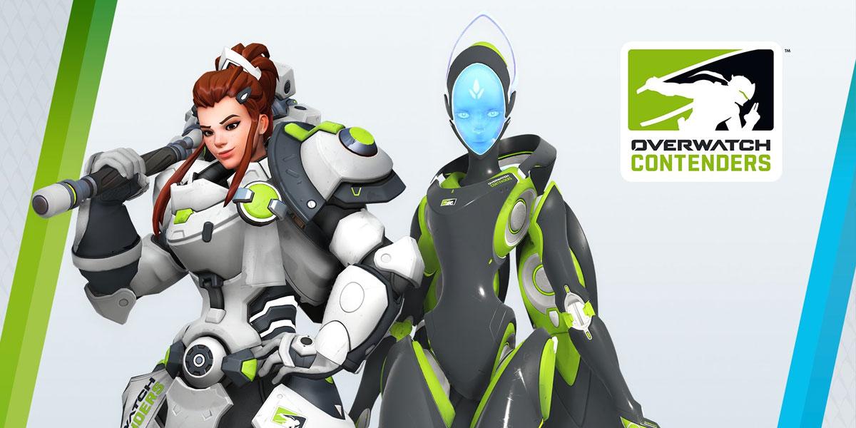 nowe skiny overwatch contenders