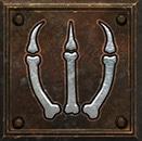 Umiejętność Nekromanty w Diablo 2 – Więzienie z Kości