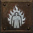 Umiejętność Nekromanty w Diablo 2 – Ognisty Golem