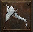 Umiejętność Nekromanty w Diablo 2 – Zatruty Sztylet