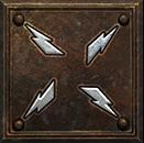 Umiejętność Czarodziejki w Diablo II - Pole Statyczne
