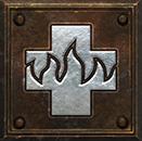 Umiejętność Czarodziejki w Diablo II - Ciepło