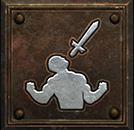Umiejętność Barbarzyńcy z Diablo II - Okrzyk bojowy