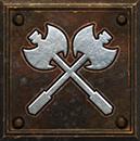 Umiejętność Barbarzyńcy w Diablo II - Podwójne Uderzenie