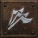 Umiejętność Barbarzyńcy w Diablo II - Szał Bitewny