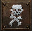 Umiejętność Barbarzyńcy w Diablo II - Ponury Totem
