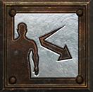 Umiejętność Barbarzyńcy w Diablo II - Skóra z żelaza