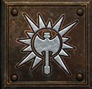 Umiejętność Barbarzyńcy w Diablo II - Wrodzona Odporność