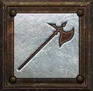 Umiejętność Barbarzyńcy w Diablo II - Mistrzostwo we władaniu bronią drzewcową