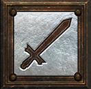 Umiejętność Barbarzyńcy Diablo II - Mistrzostwo we władaniu mieczami