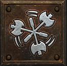 Umiejętność Barbarzyńcy w Diablo II - Trąba Powietrzna