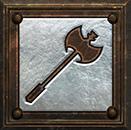 Umiejętność Barbarzyńcy w Diablo II - Mistrzostwo we władaniu toporami