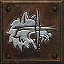 Umiejętność Druida w Diablo II - Dziki Szał