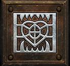 Umiejętność Druida Diablo II - Serce Rosomaka