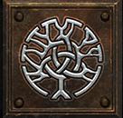 Umiejętność Druida w Diablo II - Dębowy Mędrzec