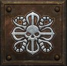 Umiejętność Druida w Diablo II - Trujący Pełzacz