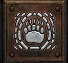 Umiejętność Druida w Diablo II - Fala Uderzeniowa