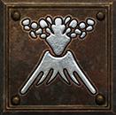 Umiejętność Druida w Diablo II - Wulkan