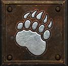 Umiejętność Druida w Diablo II - Niedźwiedziołak