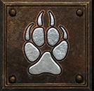 Umiejętność Druida w Diablo II - Wilkołak