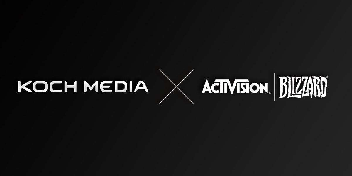 koch media wydawcą gier Blizzarda w Polsce