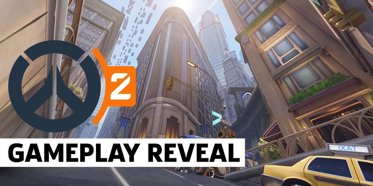 prezentacja map w Overwatch 2