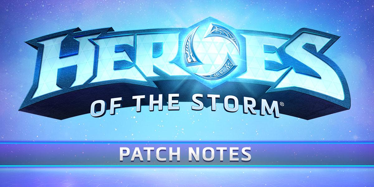 reworki bohaterów w heroes of the storm