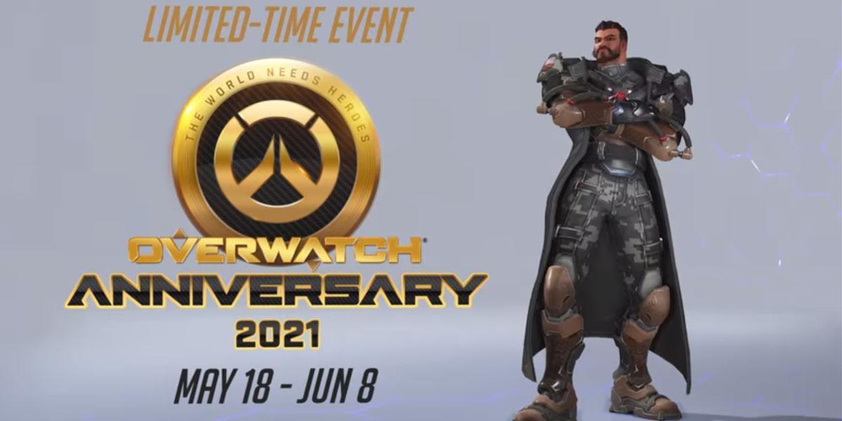 rocznica overwatch 2021 wystartowała