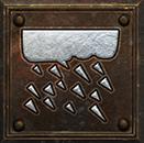 Umiejętność Czarodziejki w Diablo II - Zamieć